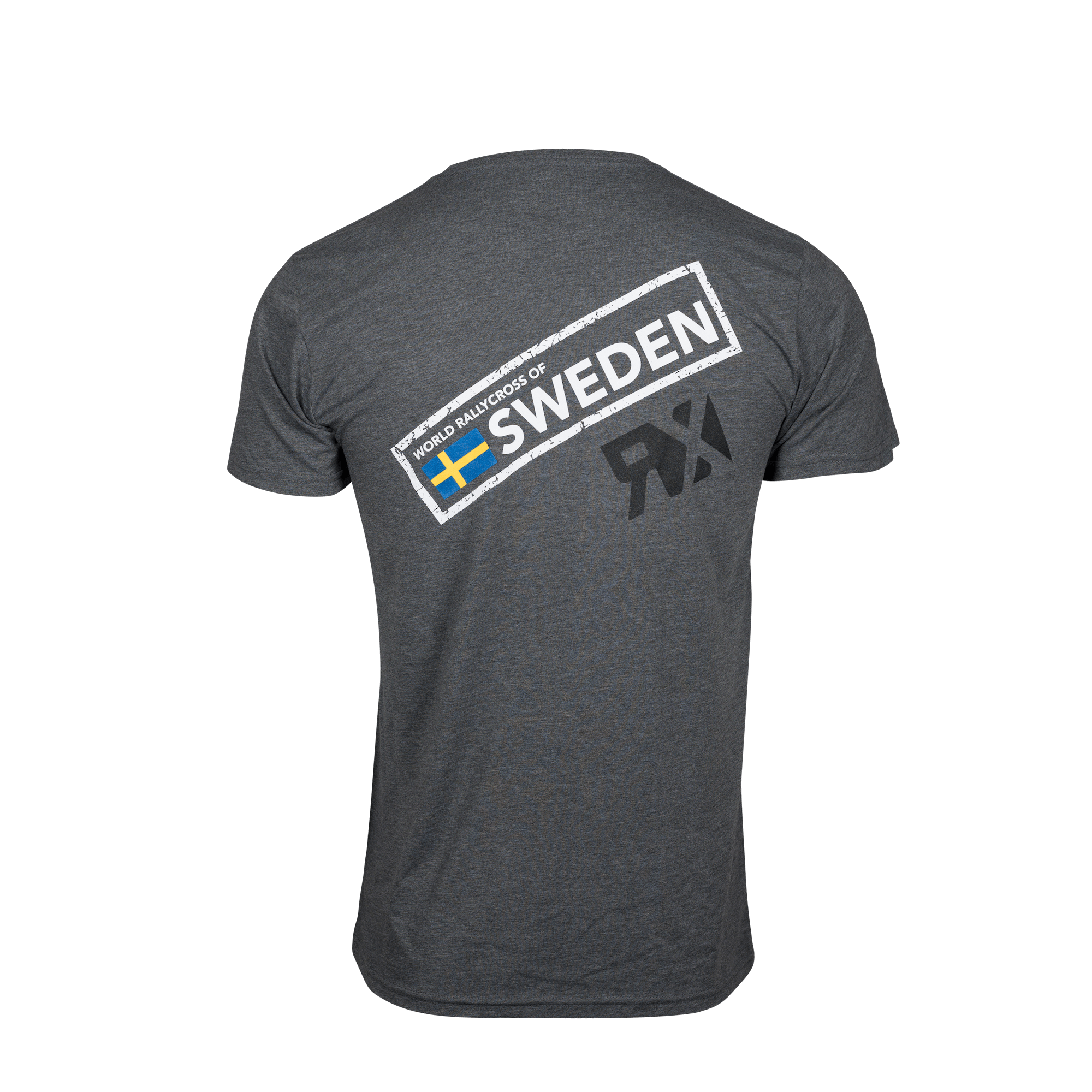 RX Sweden Event Stamp Dark Grey T-Shirt